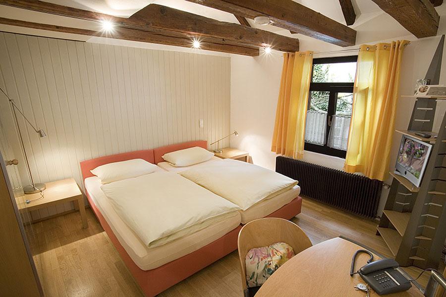 Bild eines Doppelzimmers