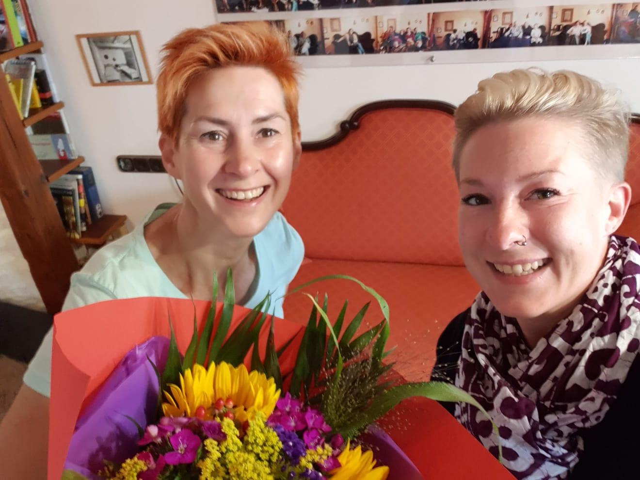 Gratulation Olga