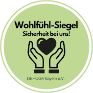DeHoGa Wohlfühl-Siegel